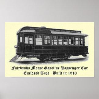 Poster del coche #24 de Fairbanks Morse & Company