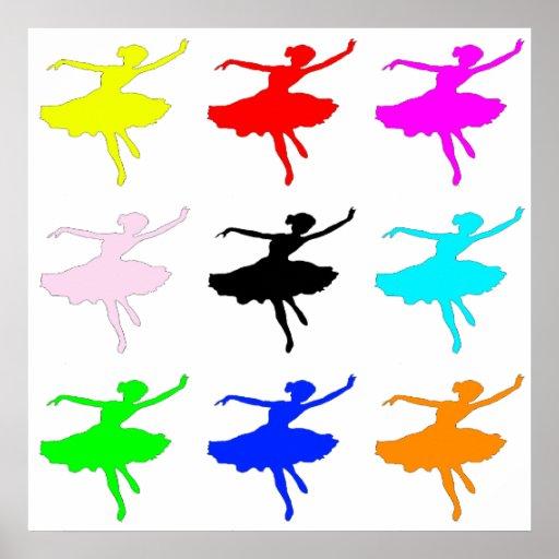 Poster del collage Dancer1