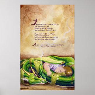 Poster del compañero del bebé