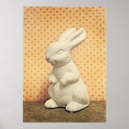 Poster del conejito