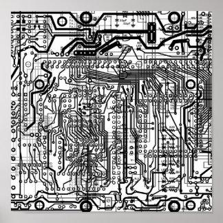 poster del conjunto de circuitos
