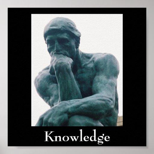 Poster del conocimiento