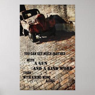 poster del contrabandista
