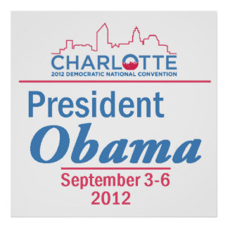 Poster del convenio de DNC