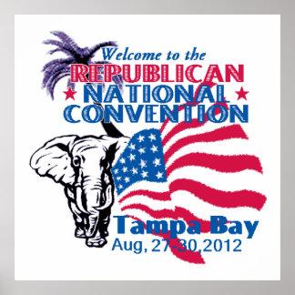 Poster del convenio de RNC
