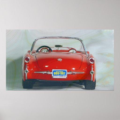 Poster del Corvette