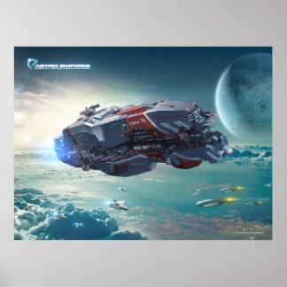 Poster del crucero