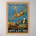 Poster del desfile de Atlantic City