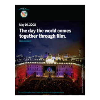 Poster del día de Pangea