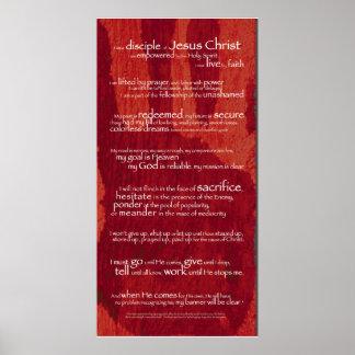 Poster del discípulo