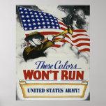 Poster del Ejército del EE. UU. de WWI