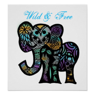 Poster del elefante