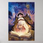 Poster del encanto del dragón