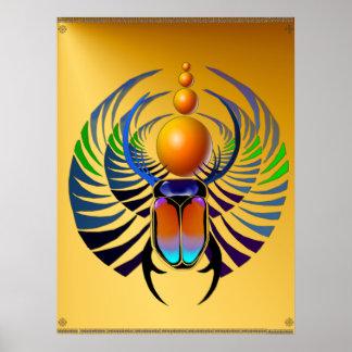 Poster del escarabajo