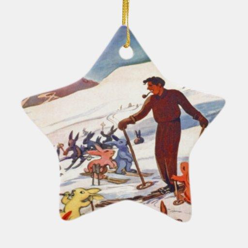 Poster del esquí del vintage, Arlberg, St Antón Adorno Para Reyes