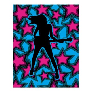 Poster del estrellato
