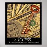Poster del éxito
