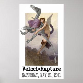 Poster del éxtasis - 21 de mayo de 2011