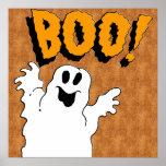 Poster del fantasma del abucheo
