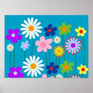 poster del flower power A PARTIR del 14,95