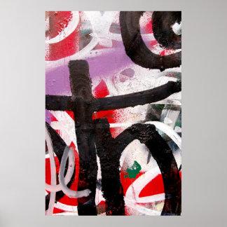 poster del fondo de la pintada