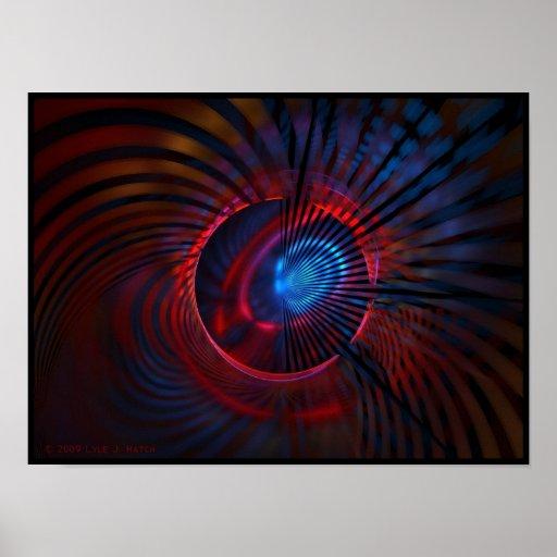 Poster del fractal