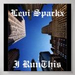Poster del funcionario de Sparkx