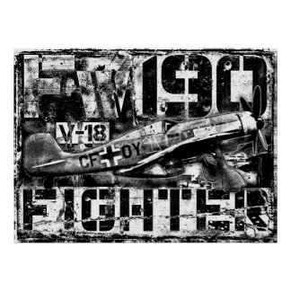 Poster del Fw 190 Póster