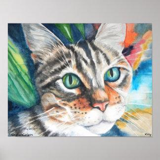 Poster del gatito de PMACarlson
