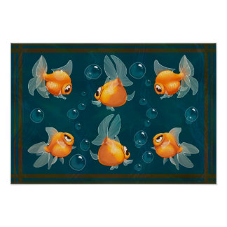 Poster del Goldfish