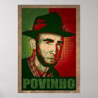 Poster del Grunge de Zé Povinho