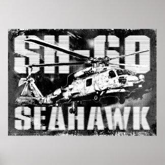 Poster del halcón del mar