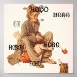Poster del hobo