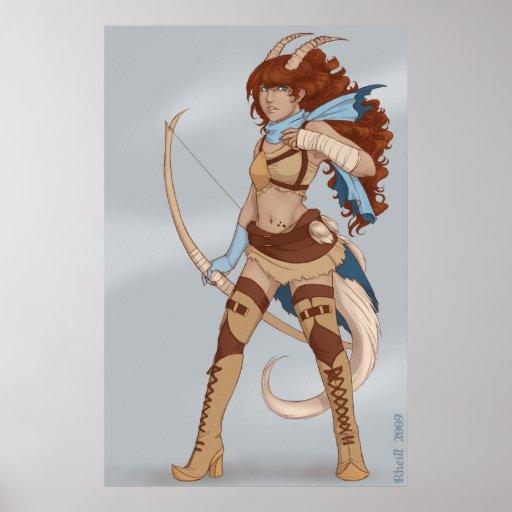 Poster del Huntress