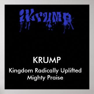 poster del iKrump