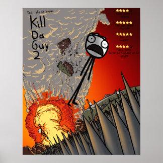 Poster del individuo 2 de DA de la matanza Póster