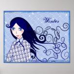 Poster del invierno
