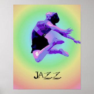 Poster del jazz