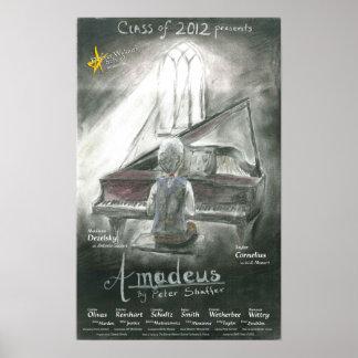 Poster del juego de la clase menor 2010 póster