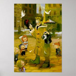 Poster del juglar (cartera)
