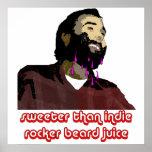Poster del jugo 7 de la barba