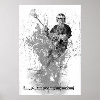 poster del lacrosse
