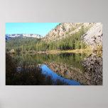 Poster del lago mirror