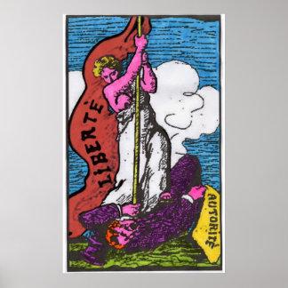 poster del liberte (libertad)