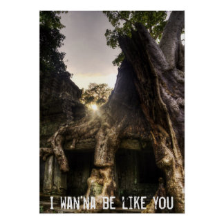 Poster del libro de la selva póster