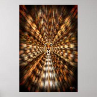 Poster del magnetismo animal