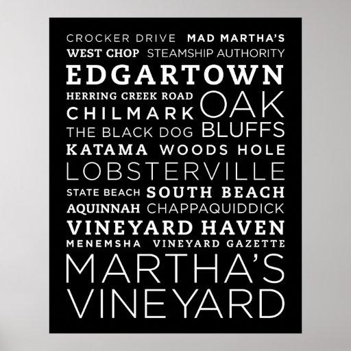 Poster del Martha's Vineyard