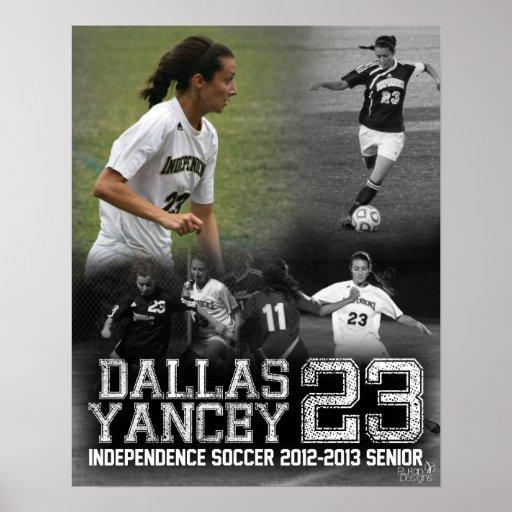 Poster del mayor de Dallas
