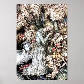 Poster del mercado del Goblin