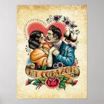 """Poster del """"MI Corazon"""" Póster"""